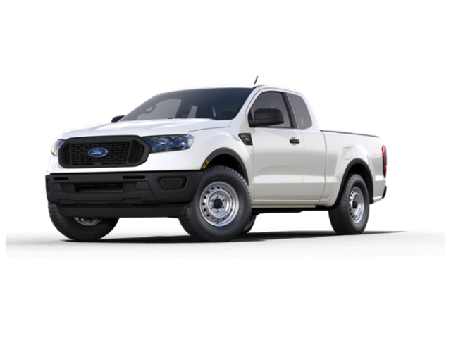 2019 Ford Ranger XL Super Cab